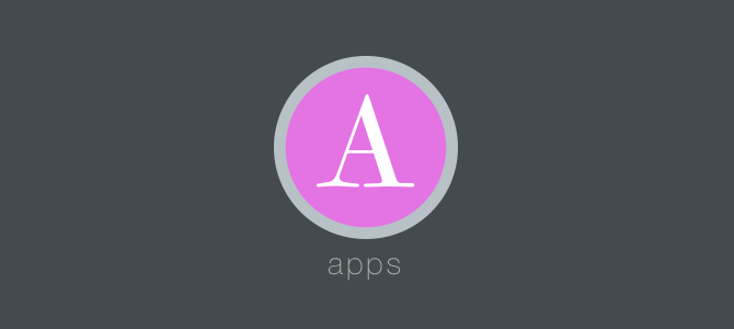 5 Principles of App Naming
